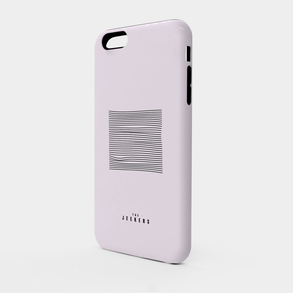 Iphone SE pinkdivision minimaliste Jeekers