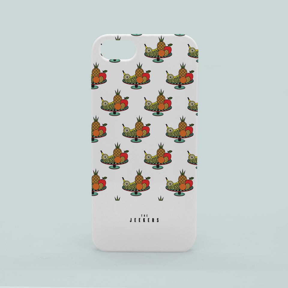 Iphone 5/5s pineapple pattern Jeekers