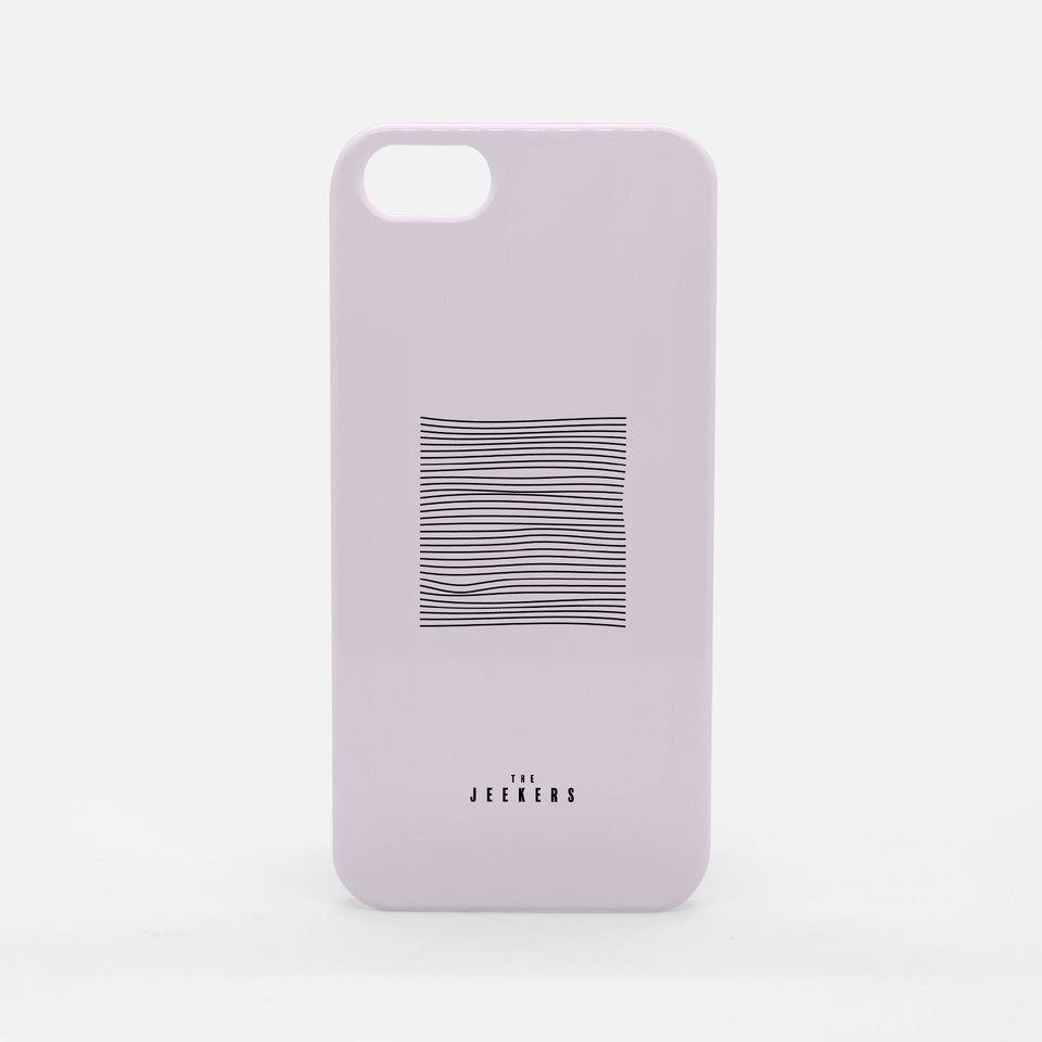 Iphone 5/5s pinkdivision minimaliste Jeekers