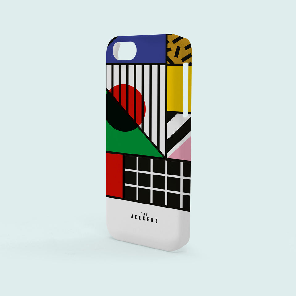 Iphone 5/5s japan Mondrian Jeekers