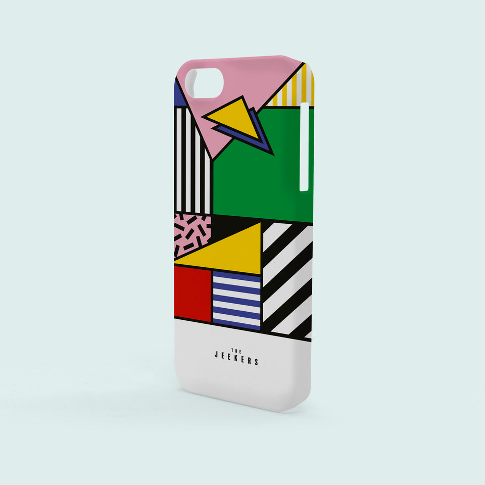 Iphone 5/5s forms Mondrian Jeekers
