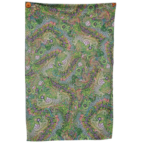 Monster Mash Tapestry - Byooki