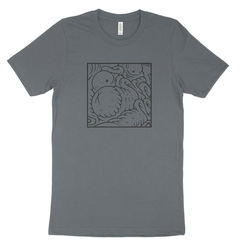 Worm Icon T-shirt