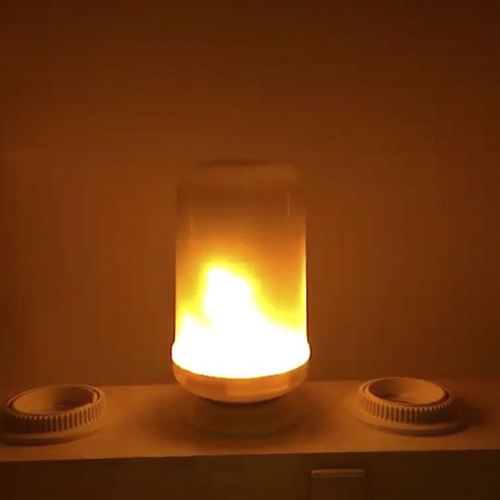 LED Light Bulb - Flicker Flame Fire Effect