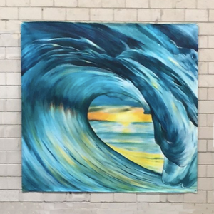 The Wave Prints