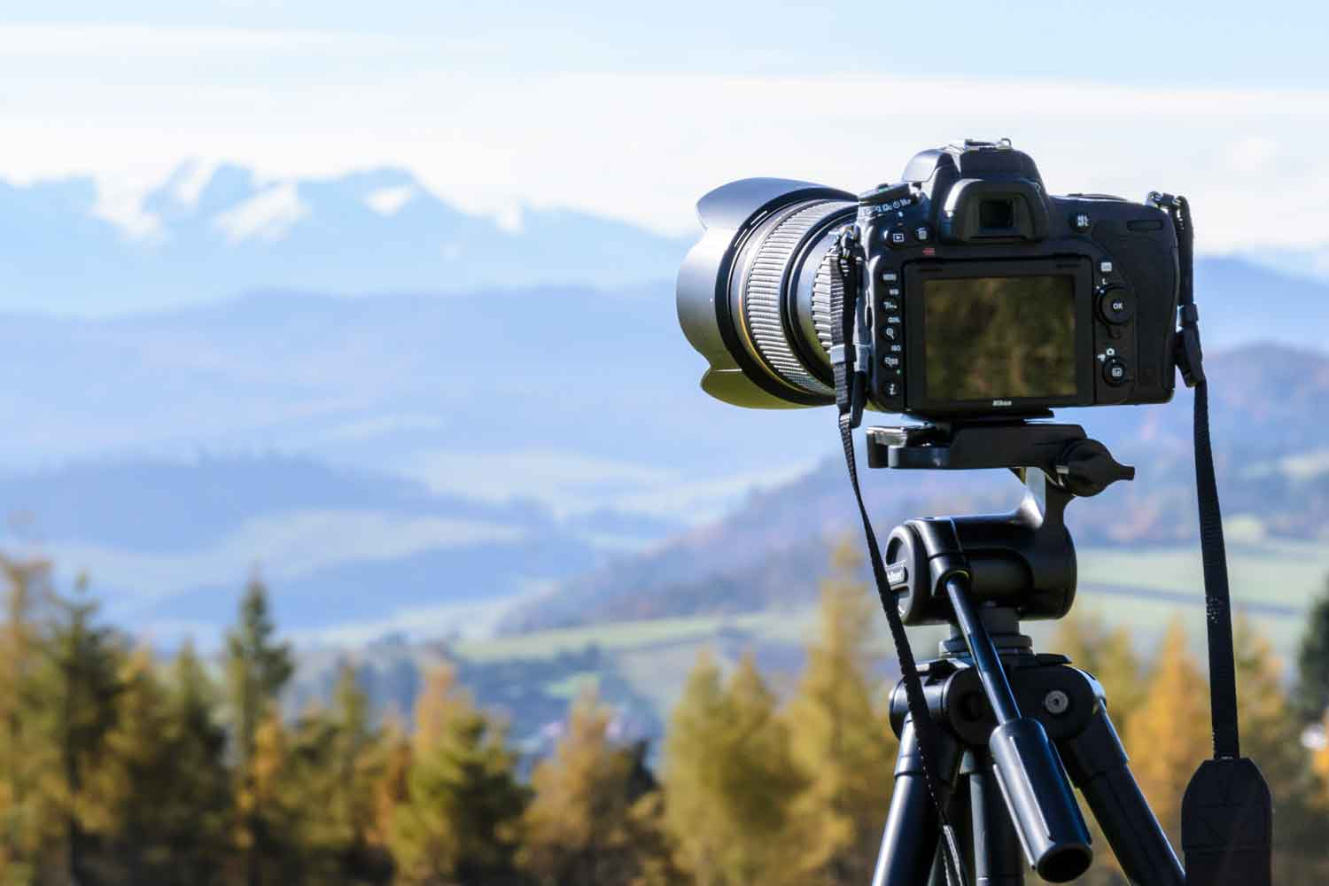 Why do you need a tripod to capture great photos?