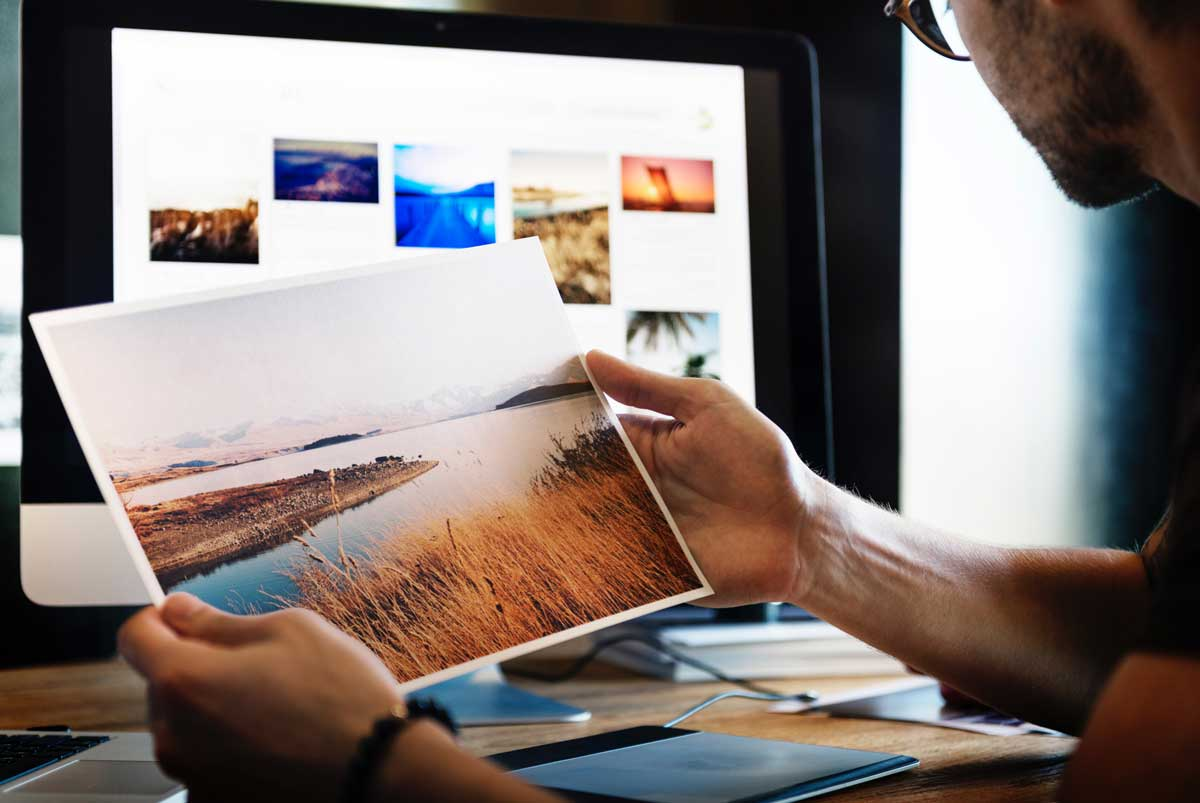 How to take care of photography Prints