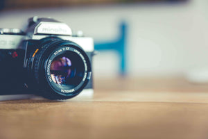 5 things to know before buying your first DSLR camera