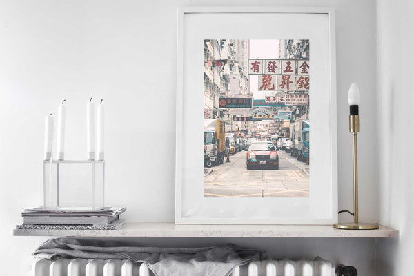 Art Photography Gallery | Hong Kong Taxi