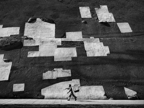Pattern - 1956 - By Fan Ho at Modernbook Gallery