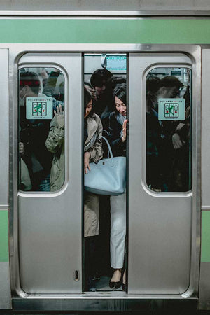 Subway Crowded