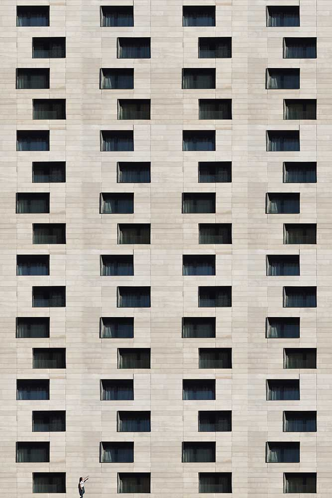 Photography Wall Art Pau Iglesias Accumulation Of Gaps Normal 25x38cm / Print Only