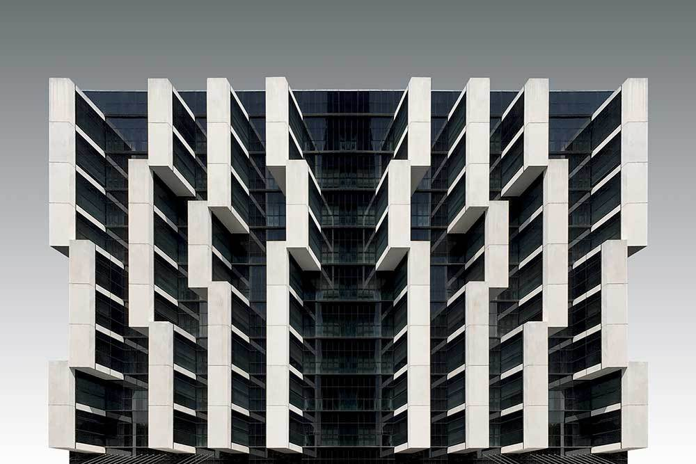 Photography Wall Art Pau Iglesias Parasitic Architecture Normal 25x38cm / Print Only