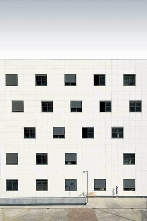 Photography Wall Art Pau Iglesias Uncontrolled Squares Normal 25x38cm / Print Only