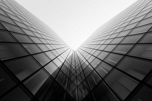 Photography Wall Art Steven U Building perspective Normal 25x38cm / Print Only