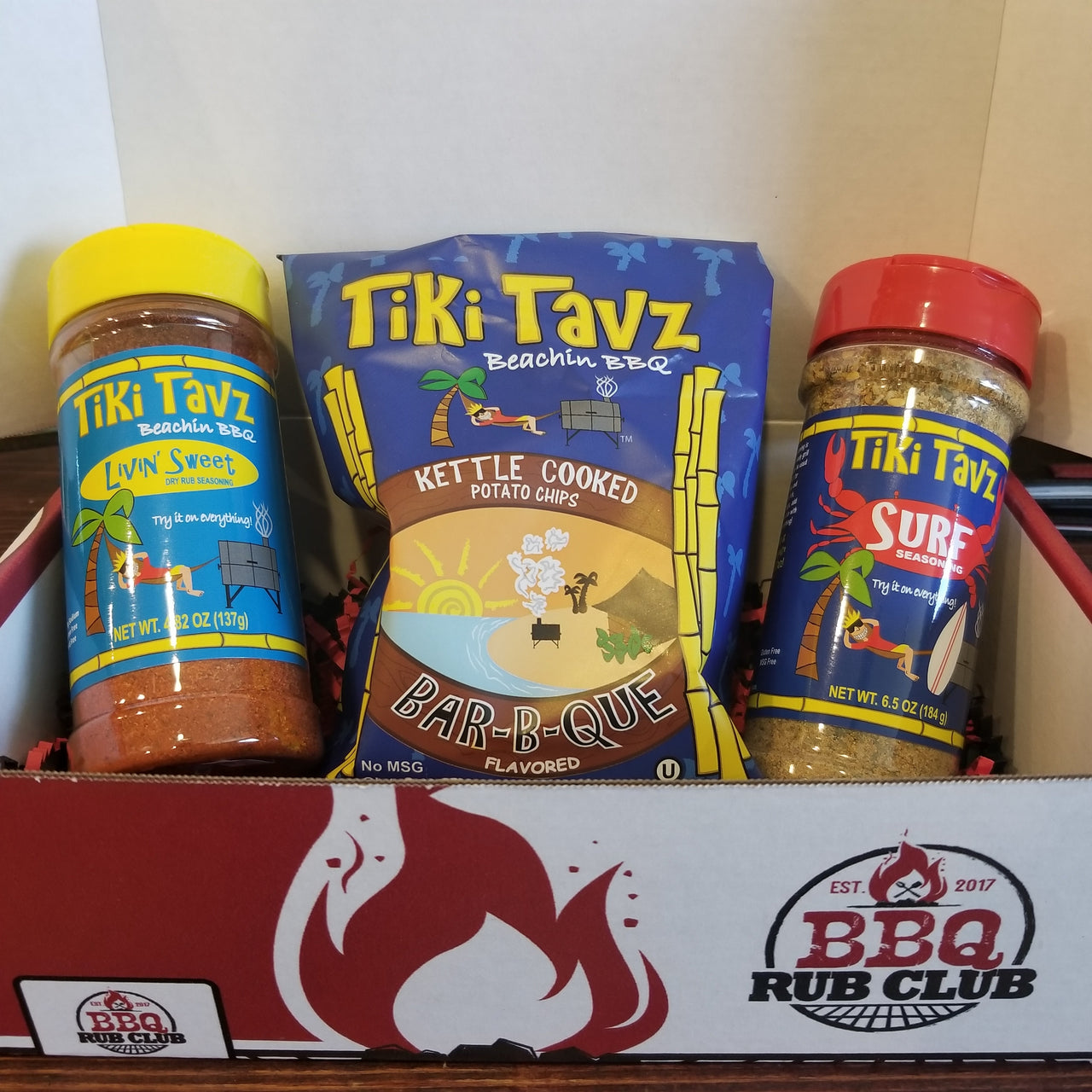 March 2019 BBQ Rub Club Box