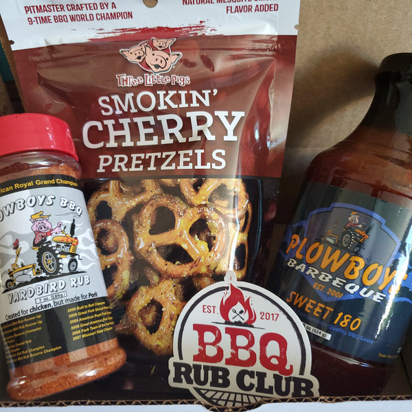 Plowboys Barbeque Gift Box