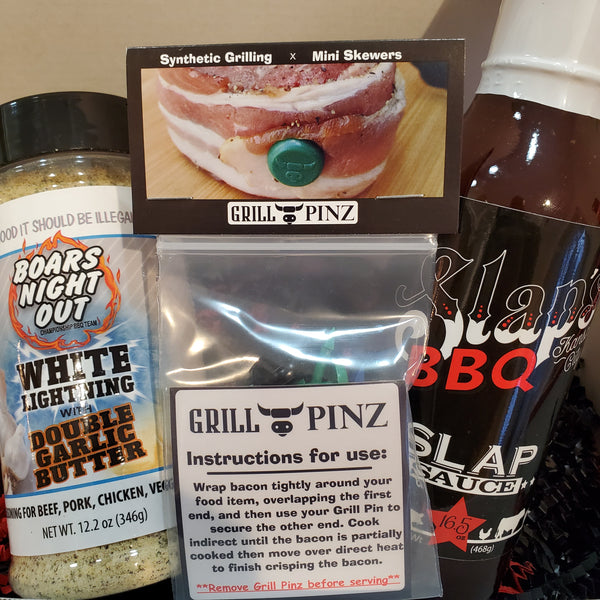 Boars Night Out and Slaps BBQ Gift Box