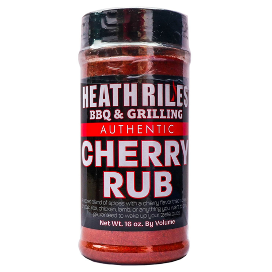 Heath Riles Cherry BBQ Rub