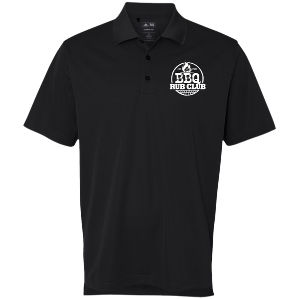 BBQ Rub Club Golf Basic Performance Polo