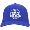 BBQ Rub Club Flex Fit Twill Baseball Cap