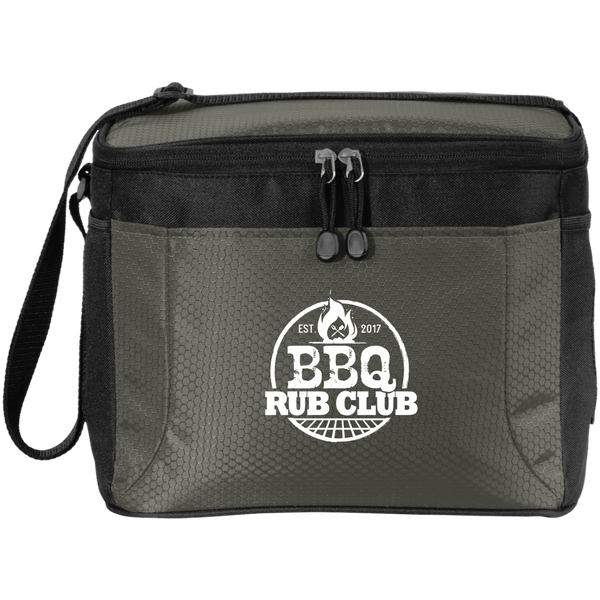 BBQ Rub Club 12-Pack Cooler