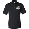 BBQ Rub Club Jersey Polo Shirt