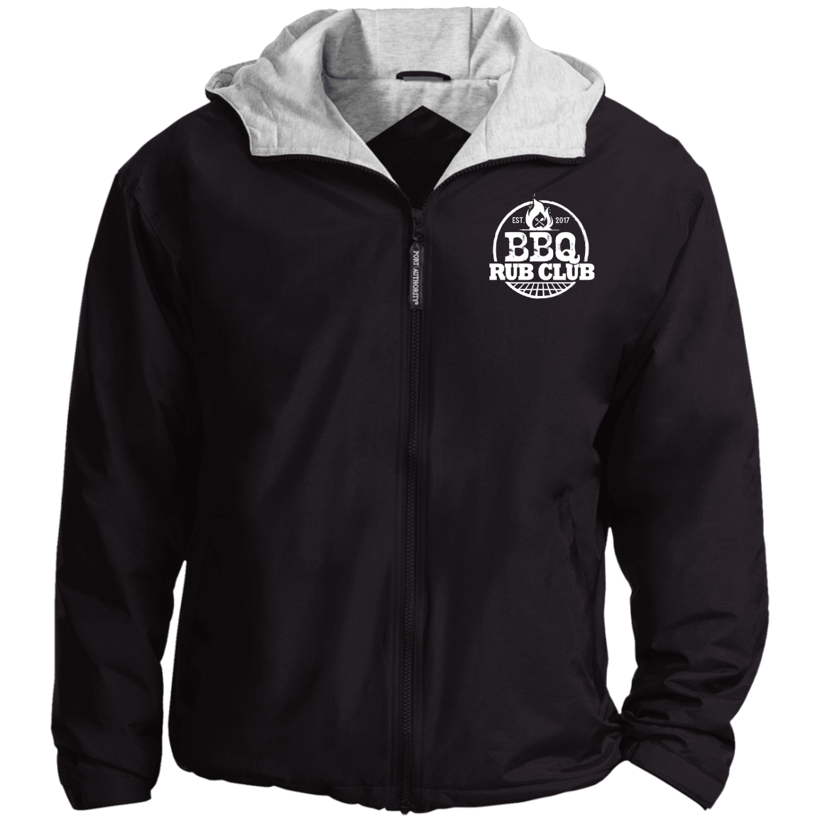 BBQ Rub Club Team Jacket