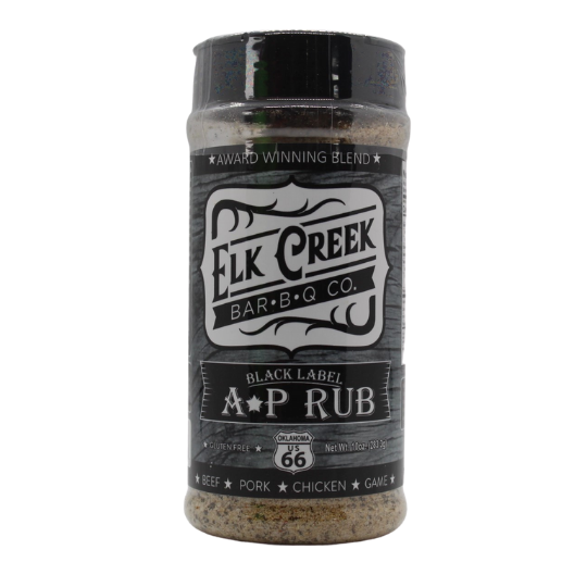 Elk Creek AP BBQ Rub