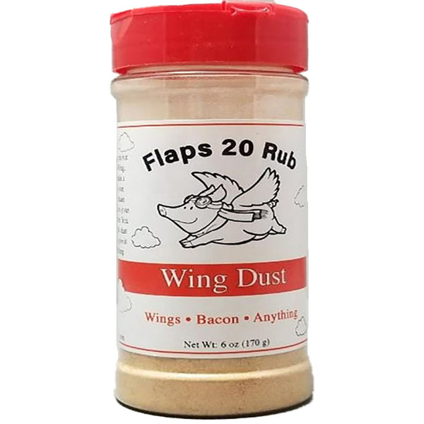 Flaps 20 Rub - Wing Dust