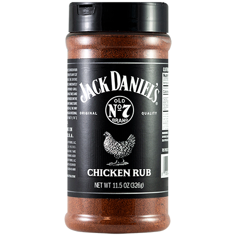 Jack Daniel's BBQ Chicken Rub