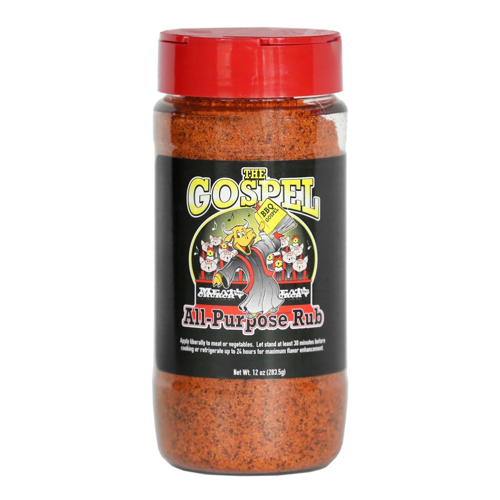 Meat Church Gospel All Purpose Rub