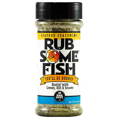 RUB SOME Fish BBQ RUB