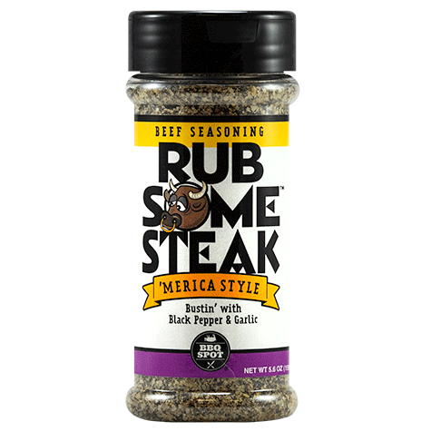 RUB SOME Steak