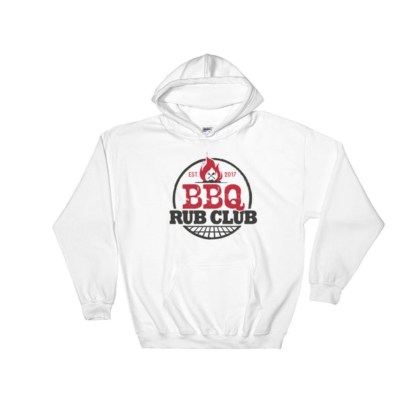 BBQ Rub Club Hooded Sweatshirt