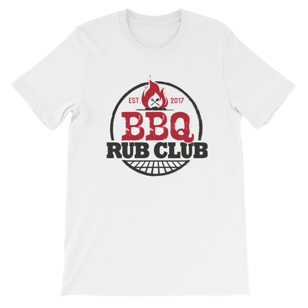 BBQ Rub Club Short-Sleeve T-Shirt