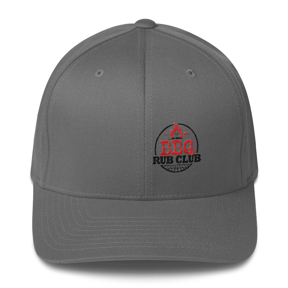 BBQ Rub Club Flexfit Hat