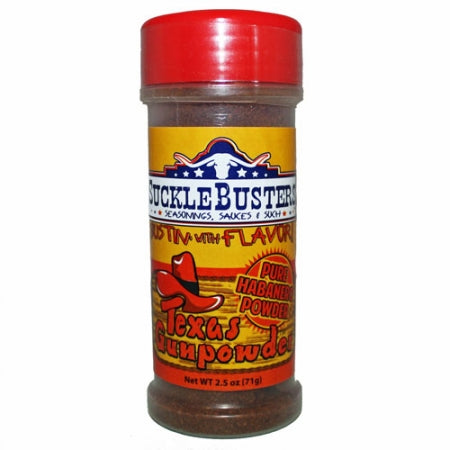 Suckle Busters Texas Gunpowder Habanero Rub