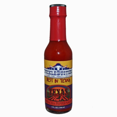 Suckle Busters Texas Heat Sriracha Pepper Sauce