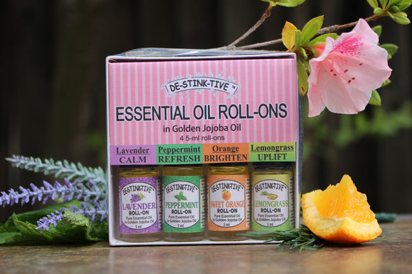 Essential Oil Roll-On Kit