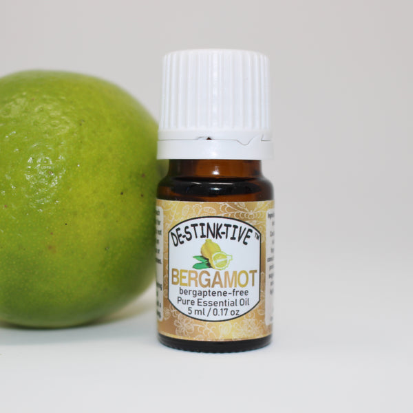 Bergamot Essential Oil (Bergaptene-Free), 5 ml