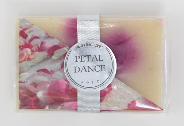 Petal Dance bar soap