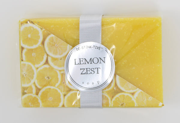 Lemon Zest bar soap