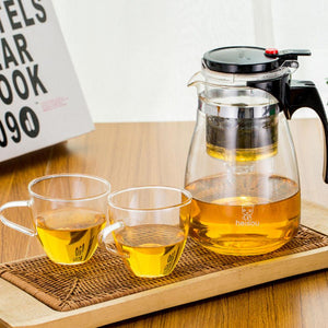 Kara-tea Mega 1L Tea infuser Desk proof