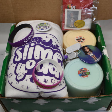 SlimeYoda's Holiday Box (2)