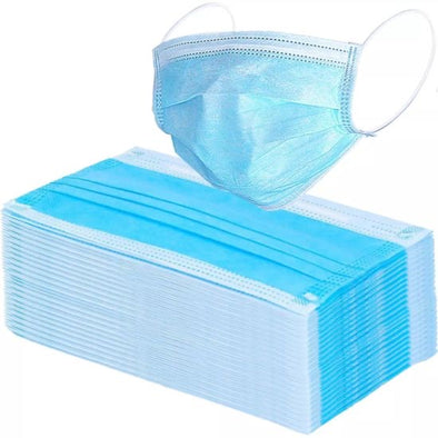 Disposable Protective Face Mask (50 pcs)
