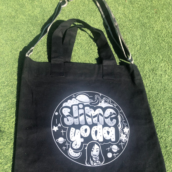 SlimeYoda Tote/Messenger Bag