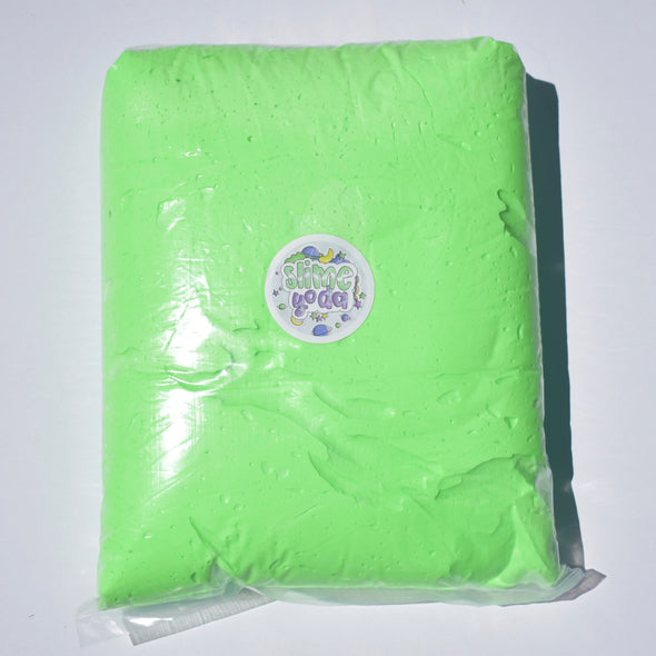 1 kg Lime Green Clay
