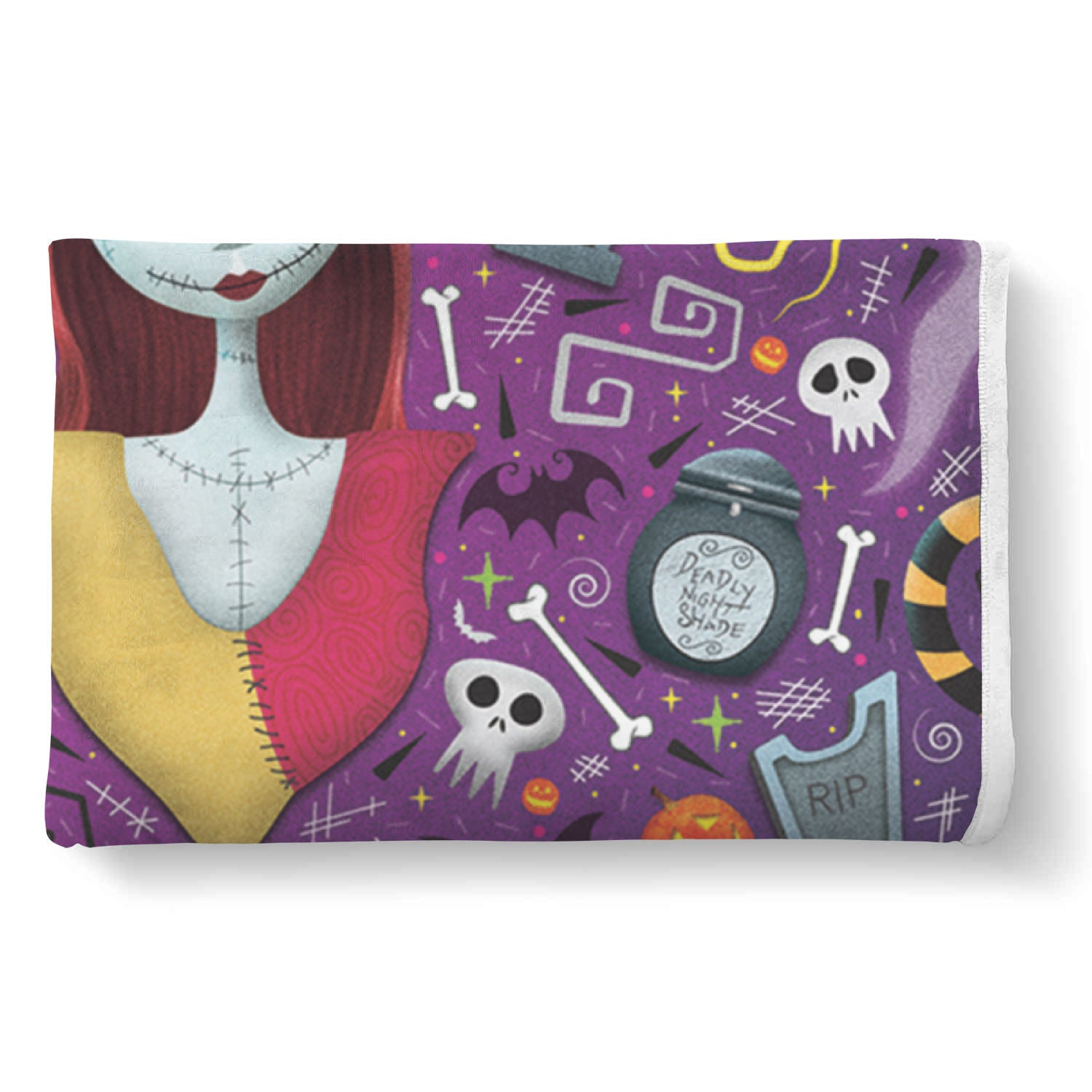 The nightmare before Christmas Blanket - BONBALL