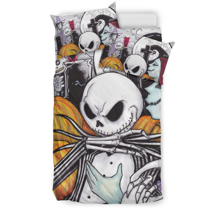 the nightmare before christmas bedding set - Nightmare Before Christmas Bedding